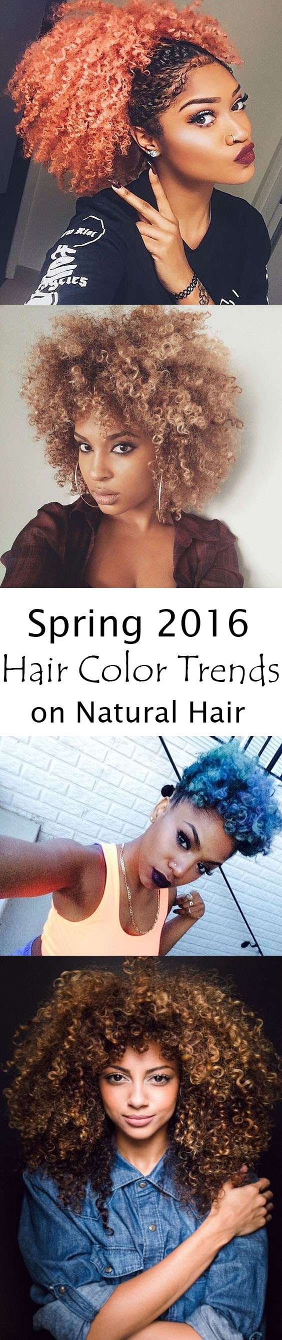 23+ Spring 2016 Hair Color  Pictures